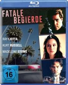 Fatale Begierde (Blu-ray), Blu-ray Disc