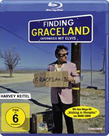 Finding Graceland - Unterwegs mit Elvis (Blu-ray), Blu-ray Disc