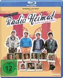 Radio Heimat (Blu-ray), Blu-ray Disc