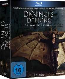 Da Vinci's Demons (Komplette Serie) (Blu-ray), 6 Blu-ray Discs