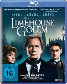 The Limehouse Golem (Blu-ray), Blu-ray Disc