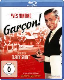 Garcon! (Blu-ray), Blu-ray Disc