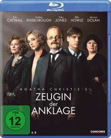 Zeugin der Anklage (2016) (Blu-ray), Blu-ray Disc