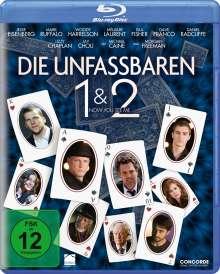 Die Unfassbaren 1 & 2 (Blu-ray), 2 Blu-ray Discs