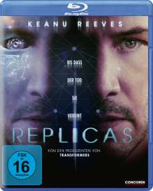 Replicas (Blu-ray), Blu-ray Disc