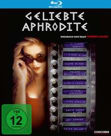 Geliebte Aphrodite (Blu-ray), Blu-ray Disc