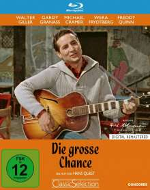 Die grosse Chance (Blu-ray), Blu-ray Disc