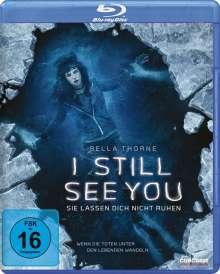 I Still See You (Blu-ray), Blu-ray Disc