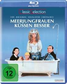 Meerjungfrauen küssen besser (Blu-ray), Blu-ray Disc