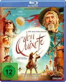 The Man Who Killed Don Quixote (Blu-ray), Blu-ray Disc