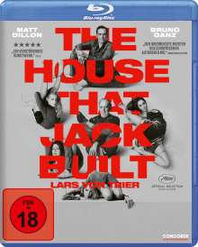 The House that Jack built (Blu-ray), Blu-ray Disc