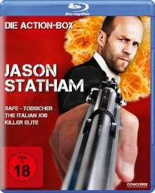 Jason Statham Action-Box (Blu-ray), 3 Blu-ray Discs