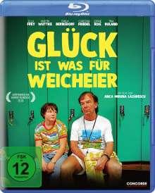 Glück ist was für Weicheier (Blu-ray), Blu-ray Disc
