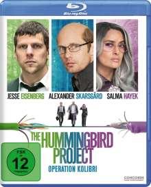 The Hummingbird Project (Blu-ray), Blu-ray Disc