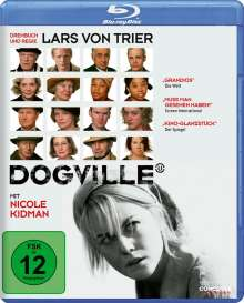 Dogville (Blu-ray), Blu-ray Disc
