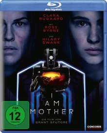 I Am Mother (Blu-ray), Blu-ray Disc