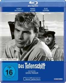 Das Totenschiff (Blu-ray), Blu-ray Disc