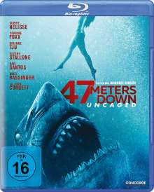 47 Meters Down: Uncaged (Blu-ray), Blu-ray Disc