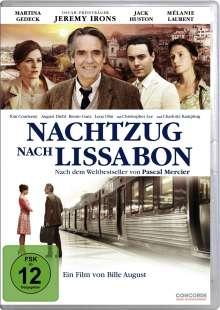 Nachtzug nach Lissabon, DVD