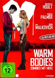 Warm Bodies, DVD