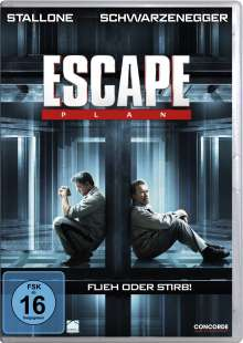 Escape Plan, DVD