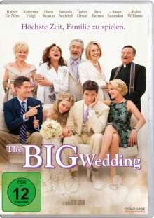 The Big Wedding, DVD