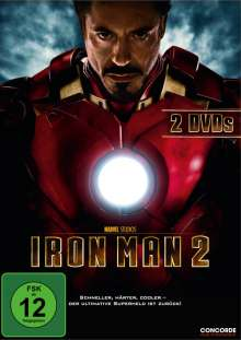 Iron Man 2 (Special Edition), DVD