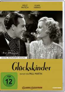 Glückskinder, DVD