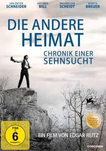Die andere Heimat, 2 DVDs