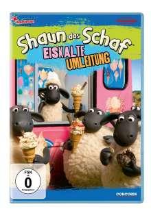 Shaun das Schaf - Eiskalte Umleitung, DVD