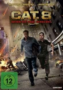 Cat. 8 - Wenn die Erde verglüht, DVD
