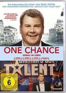 One Chance - Einmal im Leben, DVD