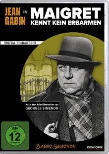 Maigret kennt kein Erbarmen, DVD