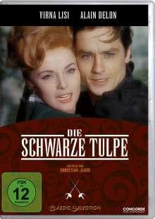 Die schwarze Tulpe, DVD