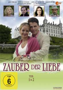 Rosamunde Pilcher: Zauber der Liebe, DVD
