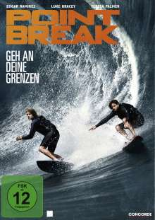 Point Break (2015), DVD