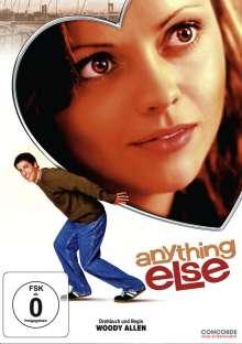Anything Else, DVD