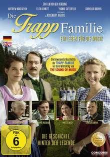 Die Trapp Familie - Ein Leben für die Musik, DVD