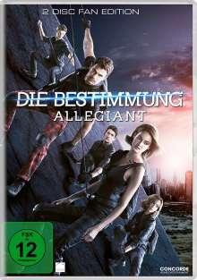 Die Bestimmung - Allegiant, 2 DVDs