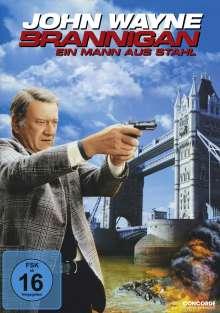 Brannigan - Ein Mann aus Stahl, DVD