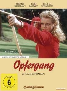 Opfergang (Mediabook), DVD