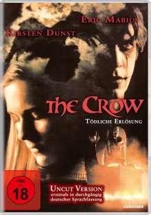 The Crow - Tödliche Erlösung, DVD