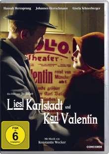 Liesl Karlstadt und Karl Valentin, DVD