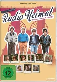 Radio Heimat, DVD