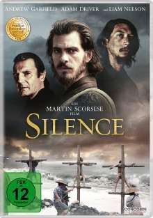 Silence (2016), DVD
