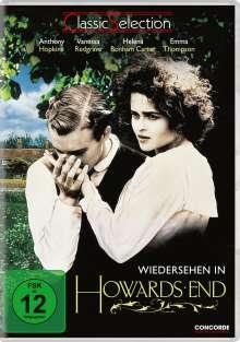 Wiedersehen in Howards End, DVD