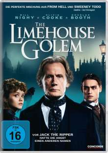 The Limehouse Golem, DVD