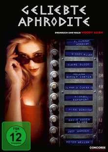 Geliebte Aphrodite, DVD
