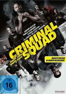 Criminal Squad, DVD