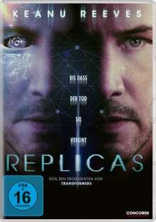Replicas, DVD